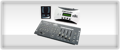 Pro Lighting DMX Controllers