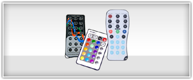 LED Wireless Remote Control