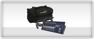 DMX Lighting Controller Packages