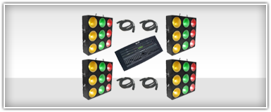 LED Display Lighting Packages