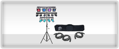Tripod Light Bar Packages