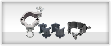 Pro Lighting Mounting Clamps