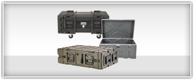 Pro Lighting Shipping Cases