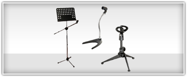 Pyle Microphone Stands