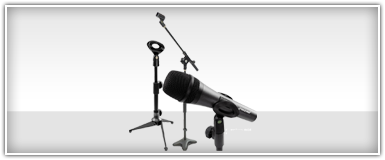 Pyle Pro Audio Microphone Stands
