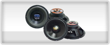 Pyramid Car Audio 12 Inch Subwoofers