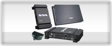 Sound Storm Labs 2-Channel Amplifiers