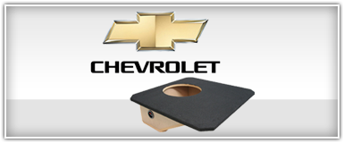 Chevy Subwoofer Enclosures