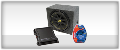 Powered Single 12 Inch Subwoofer Enclosures