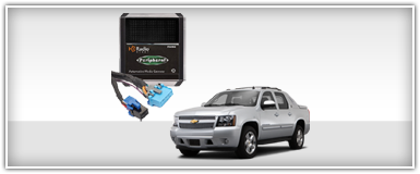 Chevy Avalanche iPod Car Adapter