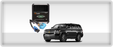 Chevy Tahoe iPod Car Adapter