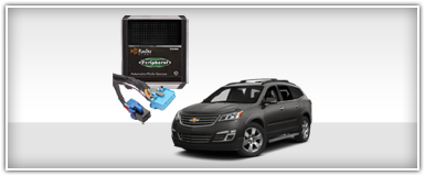 Chevy Traverse iPod Car Adapter