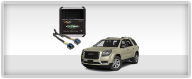 GMC Acadia iPod Car Adapter