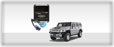 Hummer H2 iPod Car Adapter