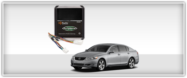 Lexus GS-460 iPod Car Adapter