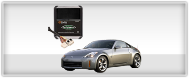 Nissan 350Z iPod Car Adapter