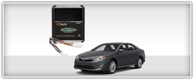 Toyota Camry iPod Car Adapter