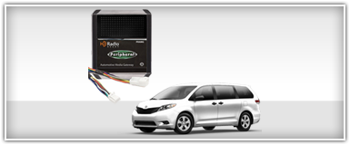Toyota Sienna iPod Car Adapter
